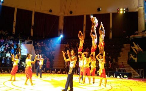 Un Festival international du cirque se tiendra a Hue hinh anh 1