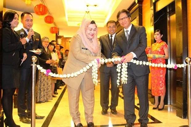 La semaine de promotion de la gastronomie vietnamienne en Indonesie hinh anh 1