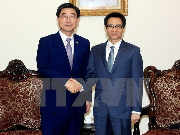 Vietnam et Republique de Coree renforcent la cooperation dans le travail hinh anh 1