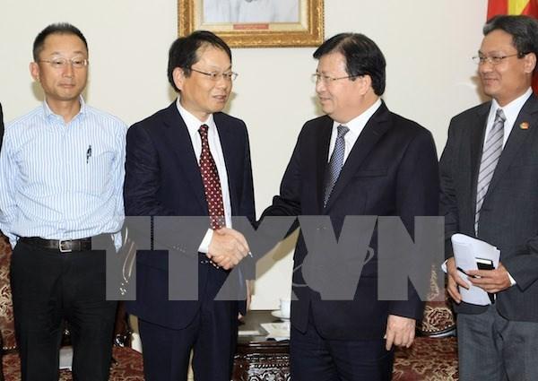 La JICA contribue a stimuler la mise en œuvre des projets de PPP au Vietnam hinh anh 1