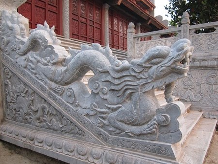 Cuong Xa - la pagode millenaire a Hai Duong hinh anh 5