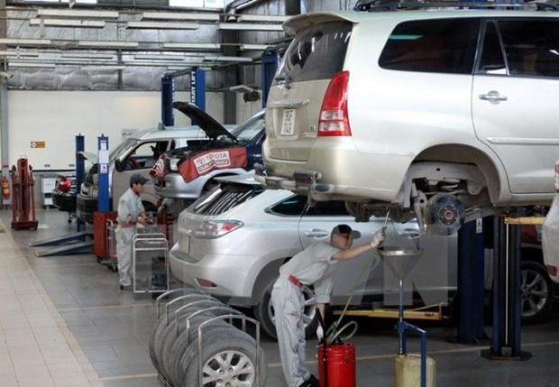 Automobile : tapis rouge aux investisseurs japonais hinh anh 1