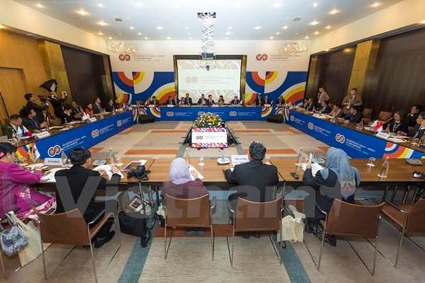 Reunion des ministres de la Culture Russie-ASEAN a Sotchi hinh anh 1
