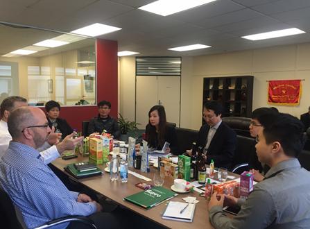 Renforcement de la cooperation entre entreprises vietnamiennes et neo-zelandaises hinh anh 1