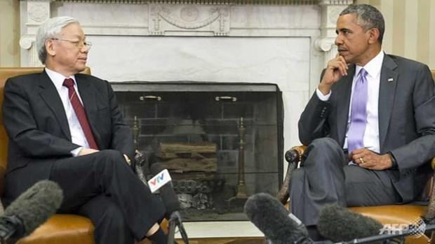 La presse belge parle de la visite du president Barack Obama au Vietnam hinh anh 1