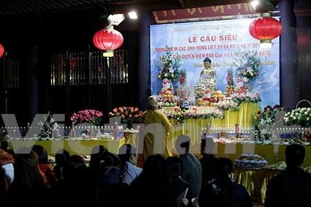 Celebration de la naissance de Bouddha en Ukraine et en Republique tcheque hinh anh 2