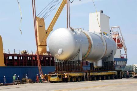 Doosan Vina: premiere cargaison d'equipements vers le Perou hinh anh 1