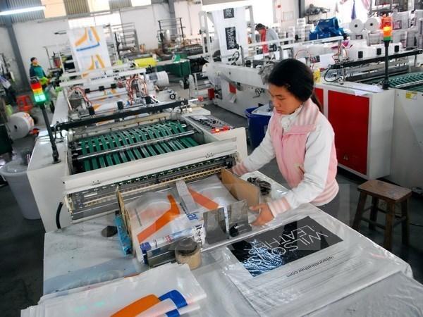 Hanoi : la production industrielle sera positive hinh anh 1