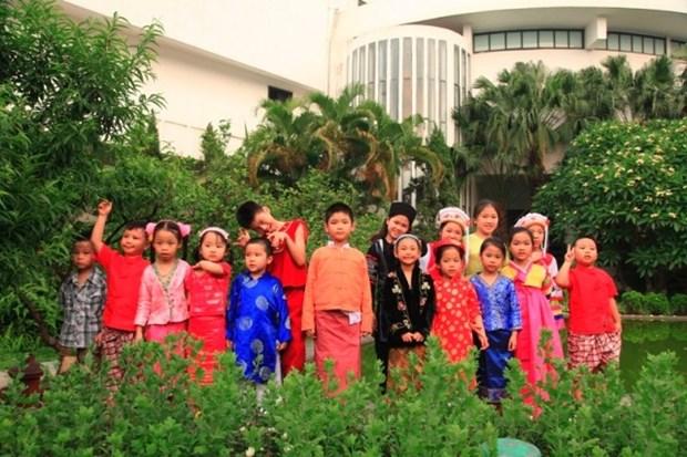 Jouer a des jeux folkloriques avec les pays d'Asie du Sud-Est hinh anh 1