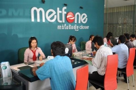 Metfone, poids lourd des telecoms au Cambodge hinh anh 1