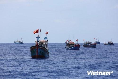 L'OCS soutient la paix et la stabilite en Mer Orientale hinh anh 1