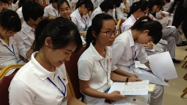 180 aides-soignants et gardes-malades vietnamiens au Japon hinh anh 1