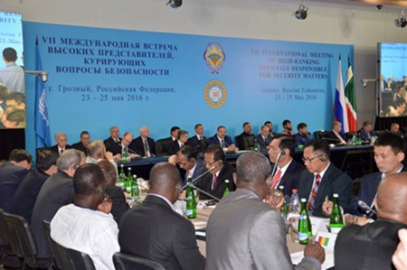Le Vietnam participe a un meeting international sur la securite en Tchetchenie hinh anh 1