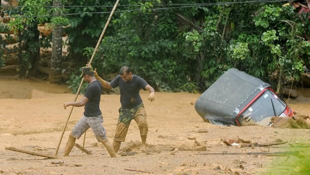 Message de sympathie au Sri Lanka hinh anh 1