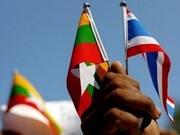 Thailande et Myanmar renforcent la cooperation dans la defense hinh anh 1