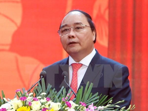 Le Premier ministre Nguyen Xuan Phuc part pour le Japon hinh anh 1