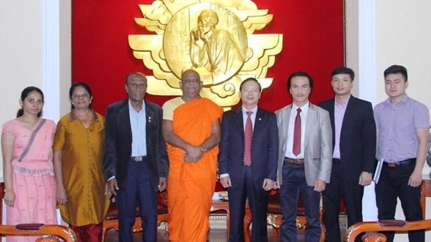 Promouvoir les relations entre le Sri Lanka et le Vietnam hinh anh 1