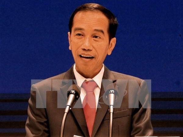 Sommet du G7 elargi : la parole sera au president indonesien hinh anh 1