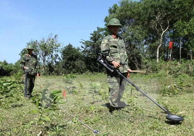 L'ASEAN inaugure un centre regional pour regler les consequences des mines hinh anh 1