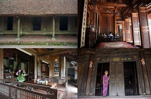 Propos sur la maison traditionnelle des Viet hinh anh 1