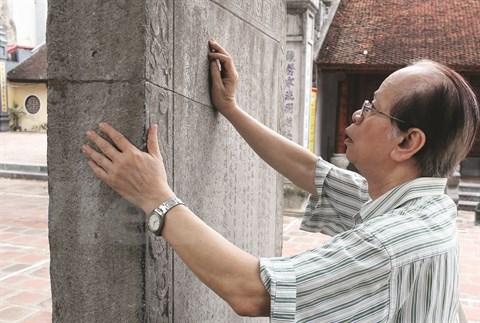 Le gardien de l'ecriture demotique vietnamienne hinh anh 1