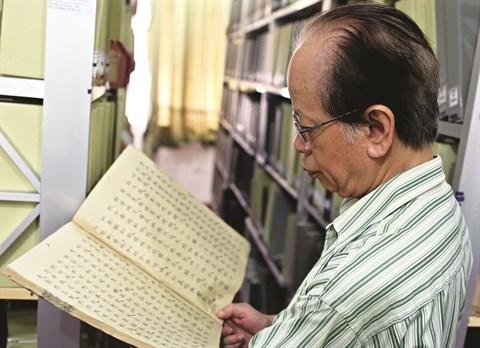 Le gardien de l'ecriture demotique vietnamienne hinh anh 4