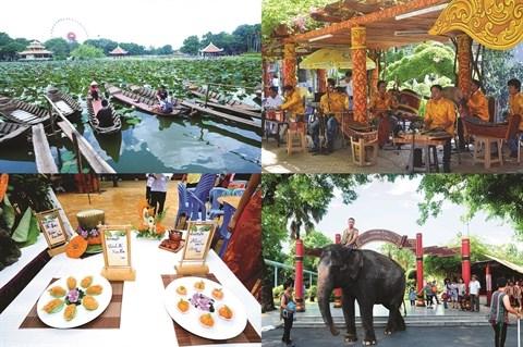 Le 6e Festival gastronomique «Dat Phuong Nam» hinh anh 1