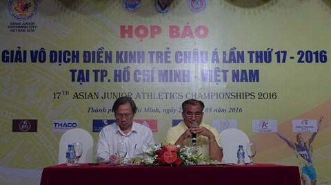 Athletisme: Une quarantaine de pays et territoires au Championnat des juniors d'Asie hinh anh 1