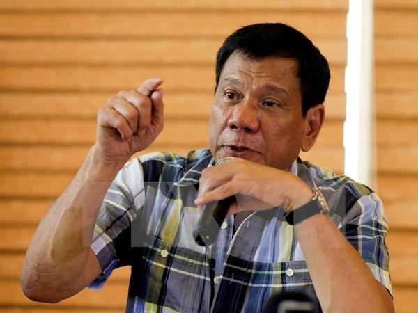 Felicitations aux nouveaux dirigeants philippins hinh anh 1