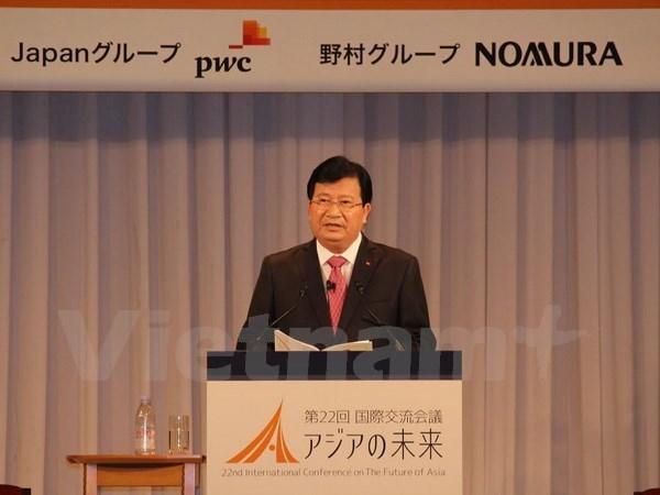 Le Vietnam appelle a booster la cooperation regionale pour l'avenir de l'Asie hinh anh 1