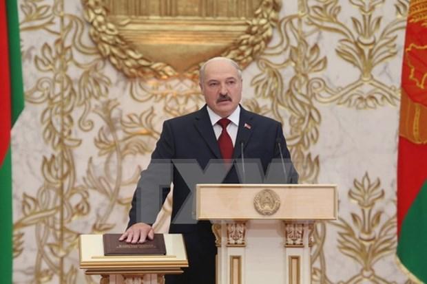 La Bielorussie ratifie l'accord de libre-echange UEEA-Vietnam hinh anh 1