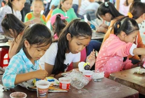 Faire en sorte que les enfants profitent pleinement de leurs droits hinh anh 2
