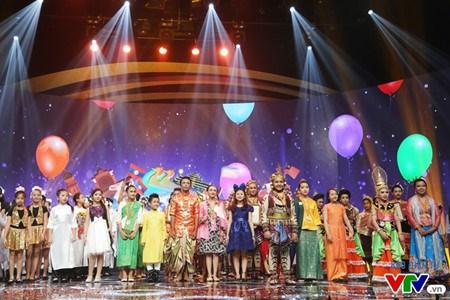 Un gala artistique lors du Festival des enfants de l'ASEAN hinh anh 1