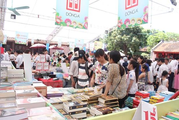 La Foire des livres pour enfants 2016 s'ouvre a Hanoi hinh anh 1