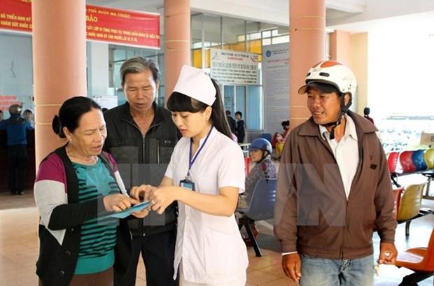 Le Vietnam vise un taux de couverture d'assurance-sante de 90 % en 2020 hinh anh 1