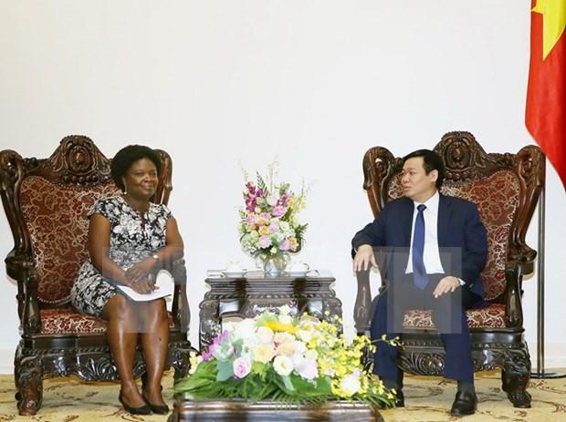 Le Vietnam souhaite recevoir l'assistance de la Banque mondiale hinh anh 1