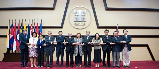 L'ASEAN et la Nouvelle-Zelande stimulent leur cooperation multiforme hinh anh 1