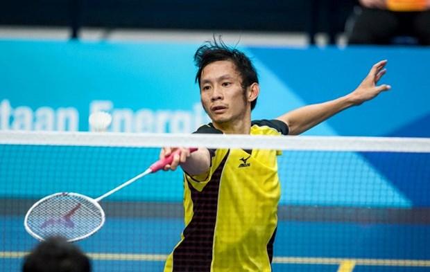 Badminton : Nguyen Tien Minh et Vu Thi Trang, champions de Ciputra Hanoi 2016 hinh anh 1