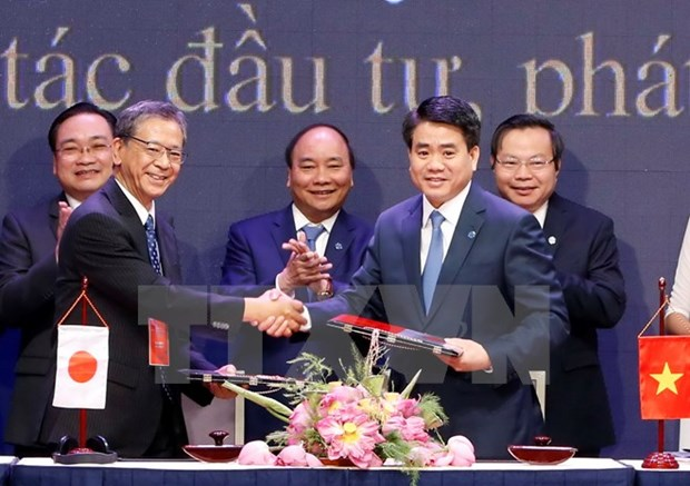 Soixante-dix investisseurs veulent placer dans 52 projets de Hanoi hinh anh 1