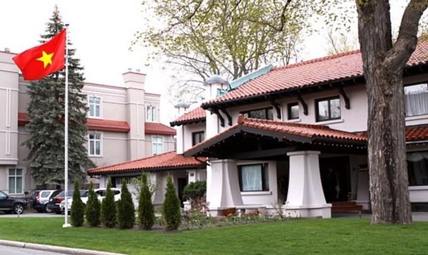 Canada : la Maison du Vietnam attire de nombreux visiteurs hinh anh 1