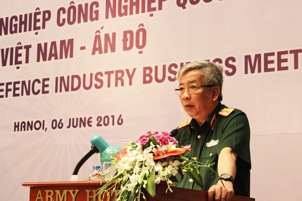 Vietnam - Inde: Renforcer la cooperation dans l'industrie de defense hinh anh 1