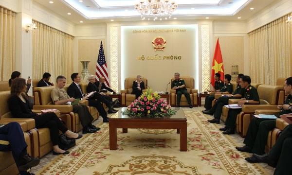 Renforcement de la cooperation a la defense avec les Etats-Unis et la Thailande hinh anh 1