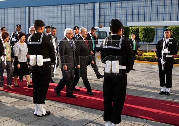 Singapour et le Mexique intensifient leur cooperation hinh anh 1