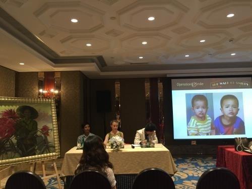 1.600 enfants vietnamiens beneficient d'une chirurgie gratuite pour leur redonner le sourire hinh anh 1