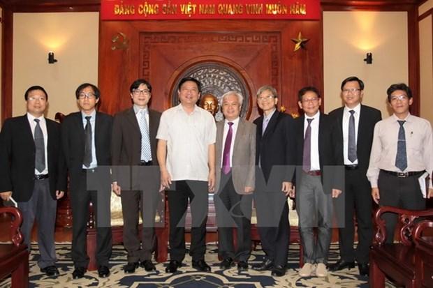 Etablir une base de donnees ouverte pour le developpement de Ho Chi Minh-Ville hinh anh 1