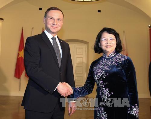 La cooperation Vietnam-Pologne ne cesse de se developper hinh anh 1