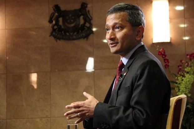 Etats-Unis et Singapour reaffirment leur partenariat hinh anh 1