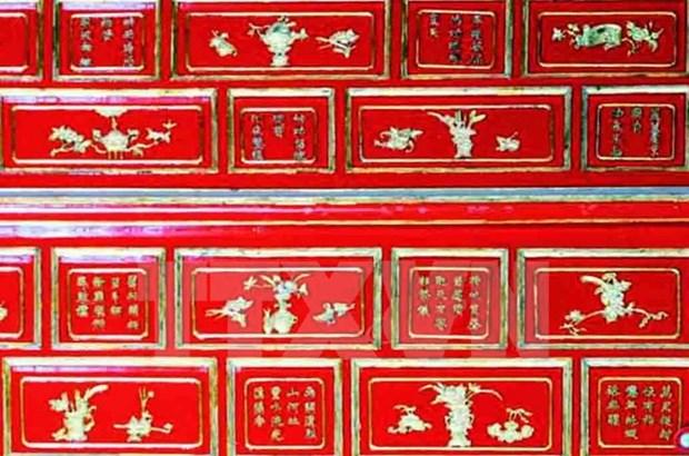 Les documents litteraires sur les ouvrages architecturaux de la cour de Hue a l'honneur hinh anh 1