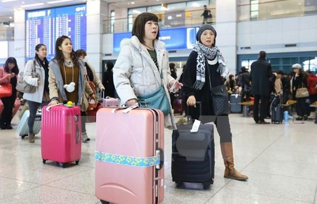Le Vietnam parmi les cinq premiers pays demandeurs de visa d'entree au Japon en 2015 hinh anh 1