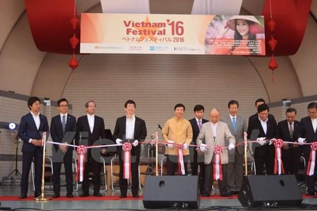 Le 9e Festival vietnamien au Japon hinh anh 1